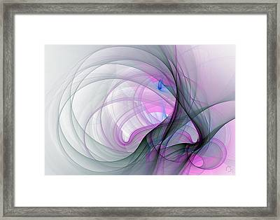981 Framed Print by Lar Matre