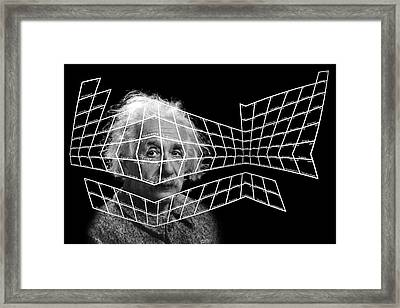 99 Einsteinium Framed Print by Daniel Hagerman