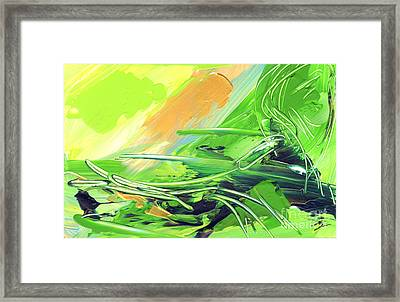 A Better Me Framed Print by Amy Yosmali