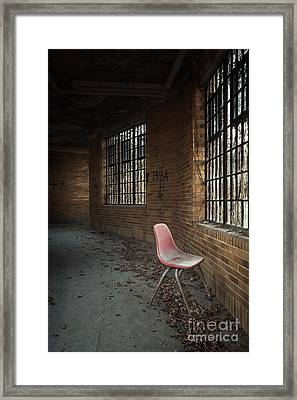 A Broken Serenade Framed Print by Evelina Kremsdorf