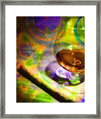 A Cognac Night 20130815p28 Framed Print by Wingsdomain Art and Photography