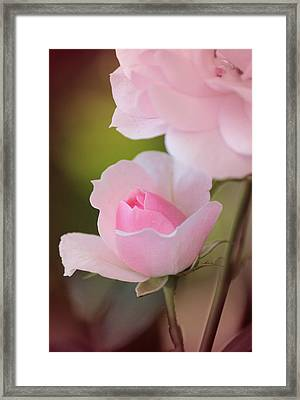 A Daughter Is Love Framed Print by  The Art Of Marilyn Ridoutt-Greene