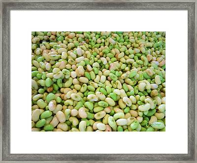A Day At The Market #10 Framed Print by Robert ONeil