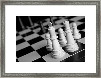 A Family United Framed Print by Eric Ziegler