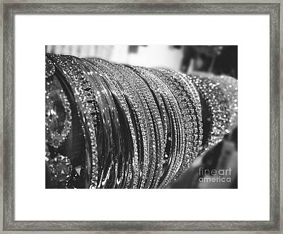 A Girls Best Friend Framed Print by Lynsie Petig