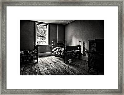 A Good Night's Rest Framed Print by Jeff Burton