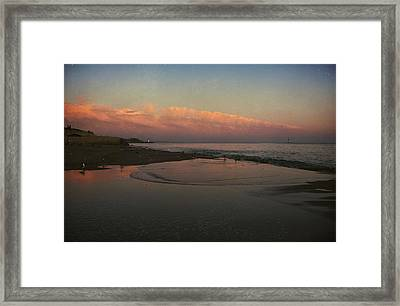 A Little Bit Of Peace Framed Print by Laurie Search