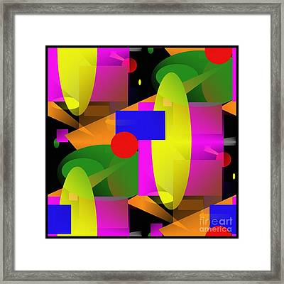 A Matter Of Perspective - Series Framed Print by Glenn McCarthy Art and Photography