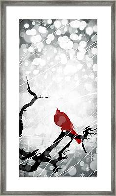 A Merry Little Christmas 2 Framed Print by Melissa Smith