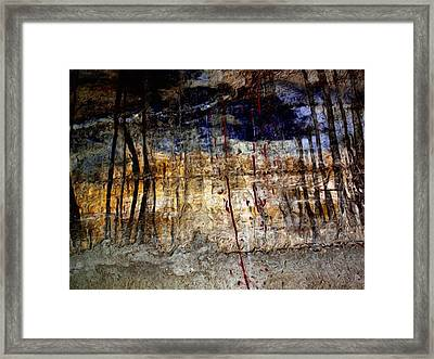 A Mirage  Framed Print by Tom Druin