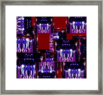 A Mixture Of Life Framed Print by Gayle Price Thomas