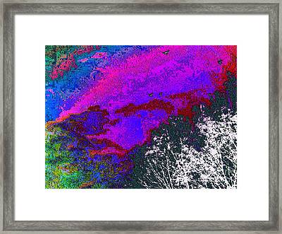 A New Day Is Born Framed Print by Robyn King