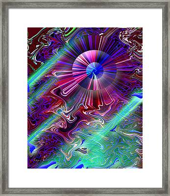 A New Thought Framed Print by Carl Hunter