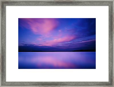 A Night To Remember Framed Print by Ryan Manuel