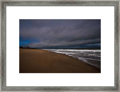 A Patch Of Blue Framed Print by John Harding Photography