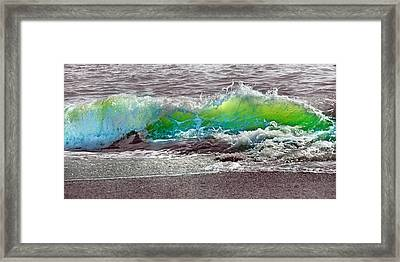A Perfect Ending Framed Print by Betsy C Knapp