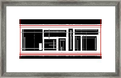 A Reverse Engineering Method   Creative Thinking Method Framed Print by Sir Josef - Social Critic - ART