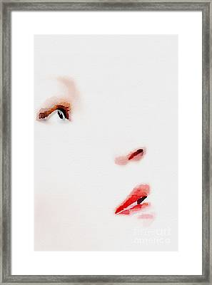 A Sense Of Wonder  Framed Print by John Edwards