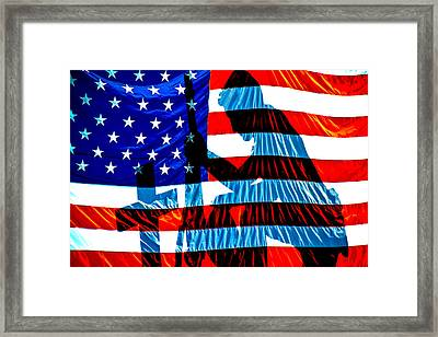 A Time To Remember Framed Print by Bob Orsillo