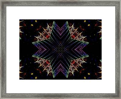 A View Of Things To Come Framed Print by Mario Carini