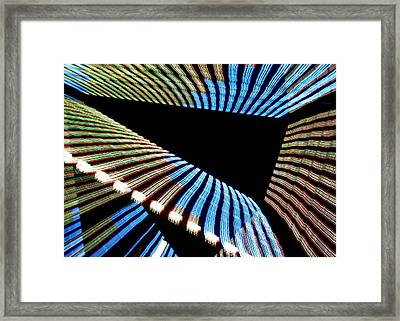 The History Of Forgetfulness Framed Print by John Cardamone