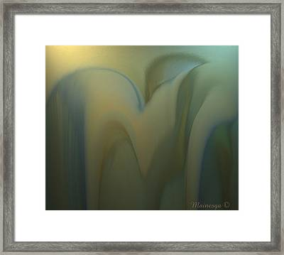 Ab-www-3 Framed Print by Ines Garay-Colomba