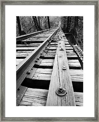Abandoned #11  Framed Print by Robert ONeil