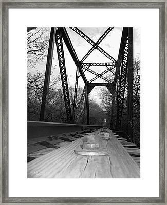 Abandoned #13 Framed Print by Robert ONeil