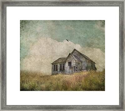 Abandoned Framed Print by Juli Scalzi