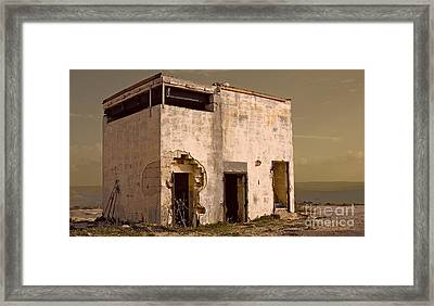 Abandoned Dreams Framed Print by Julian Cook