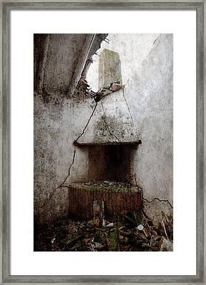 Abandoned Little House 2 Framed Print by RicardMN Photography
