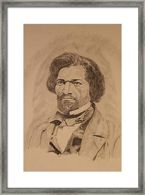 Abolitionist Framed Print by Michael McGrath