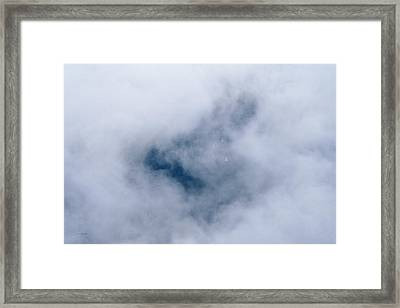 Above The Wind - Lake Geneva Wisconsin Framed Print by Bruce Thompson