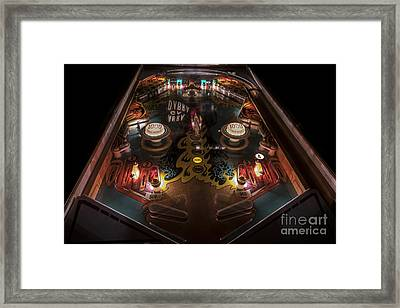 Abra Ca Dabra In Color Framed Print by Jeffrey Miklush