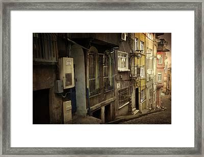 Absence 16.37 Framed Print by Taylan Soyturk