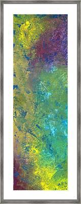 Abstact 6 Framed Print by Corina Bishop