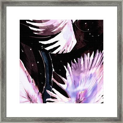 Abstract 12 Framed Print by Anil Nene