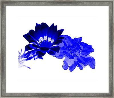 Abstract 130 Framed Print by J D Owen