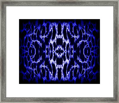 Abstract 158 Framed Print by J D Owen