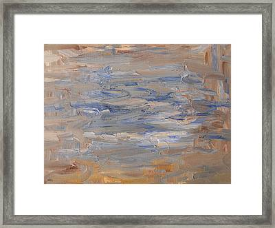 Abstract 408 Framed Print by Patrick J Murphy