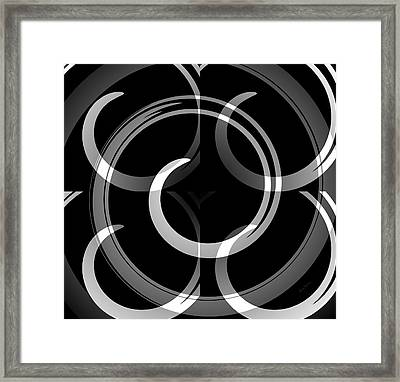 Abstract  Framed Print by Chris Berry