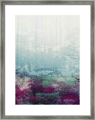 Abstract Print 11 Framed Print by Filippo B