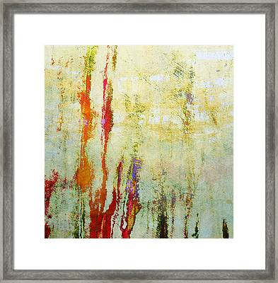 Abstract Print 17 Framed Print by Filippo B