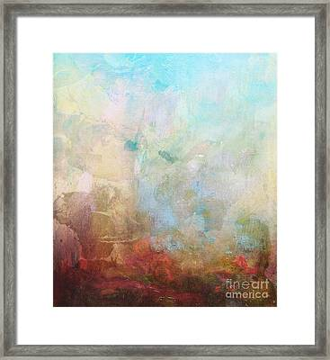 Abstract Print 6 Framed Print by Filippo B
