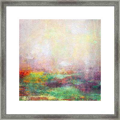 Abstract Print 8 Framed Print by Filippo B