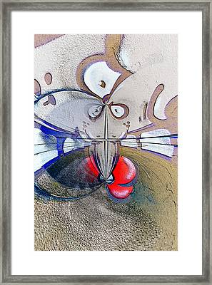 Abstract Vol2 Framed Print by Marek Czaja