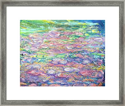 Untitled Framed Print by Tim Leung