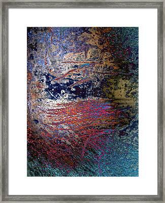 Absurd Framed Print by Tom Druin