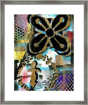 Abundance Framed Print by Everett Spruill