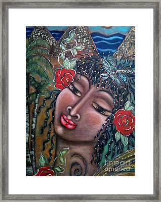Abundance Framed Print by Maya Telford